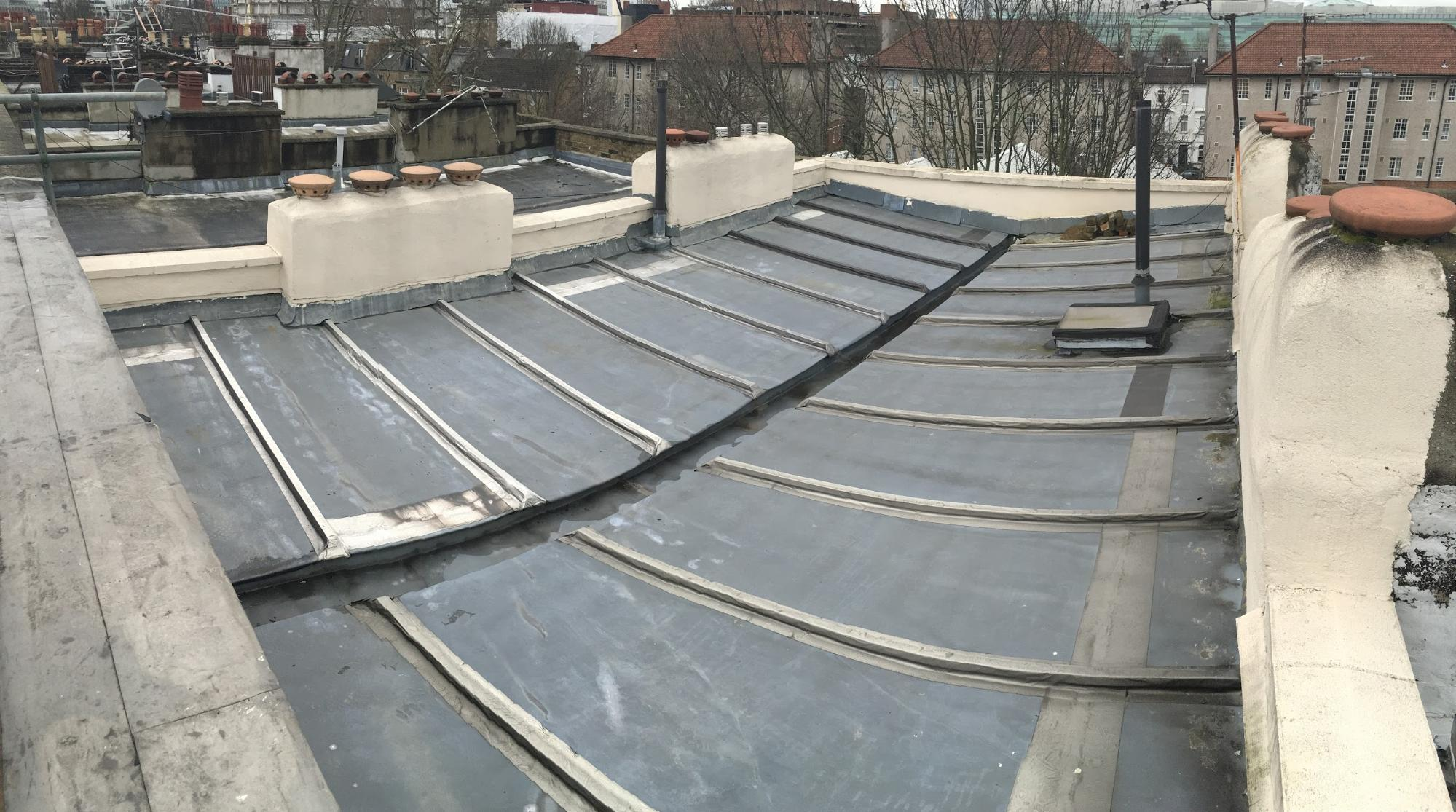 Warm Roofing | Domestic | Warm Roof Construction