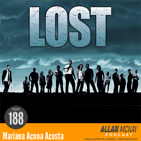 Allan McKay - Mariana Acuna Acosta