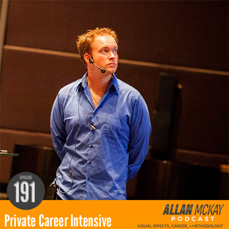 Allan McKay - Private Career Intensive