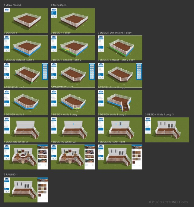 Allan Sturm - Lowes Deck Designer Concept UI/UX