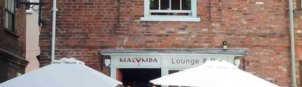 Macumba Cocktail Bar York Installation