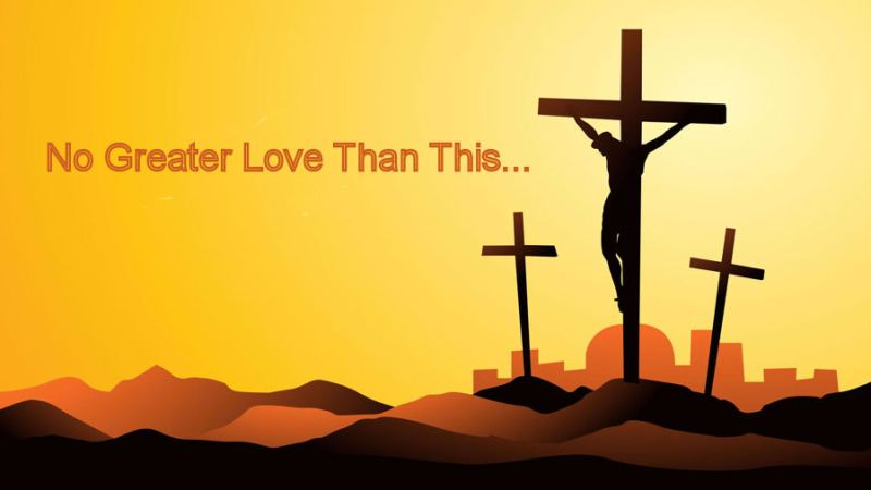No Greater Love Than This...