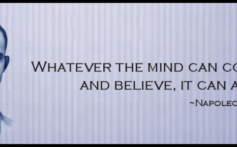 Whatever the mind can conceive.