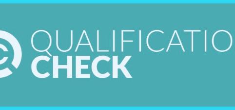 Qualification Check