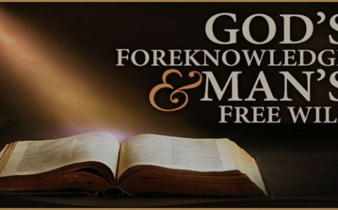 God's Foreknowledge and Man's Free Will