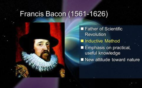 Francis Bacon and Inductive Reasoning
