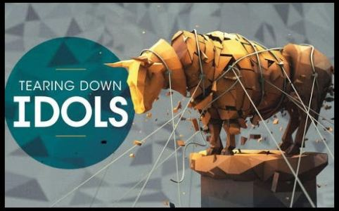 Tearing down the idols