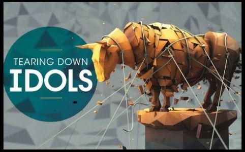 Tearing down the idols