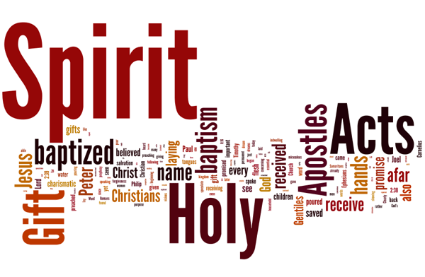 The Christian and the Holy Spirit