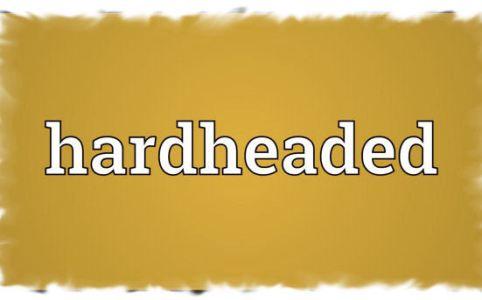 Hardheaded Preachers