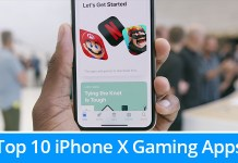 Top 10 iPhone X Gaming Apps