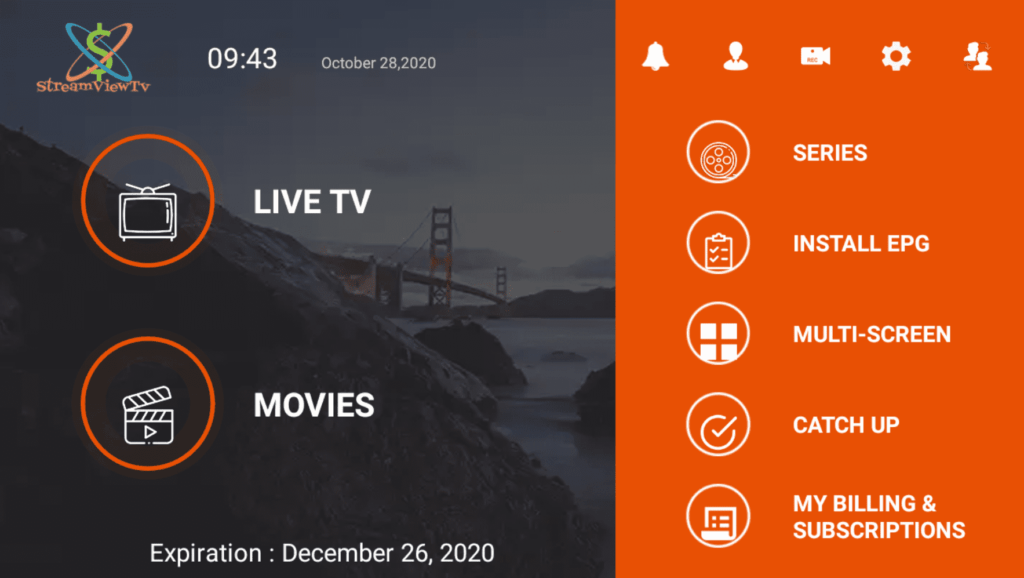 Stream View TV IPTV APK + Activation Code Latest 3