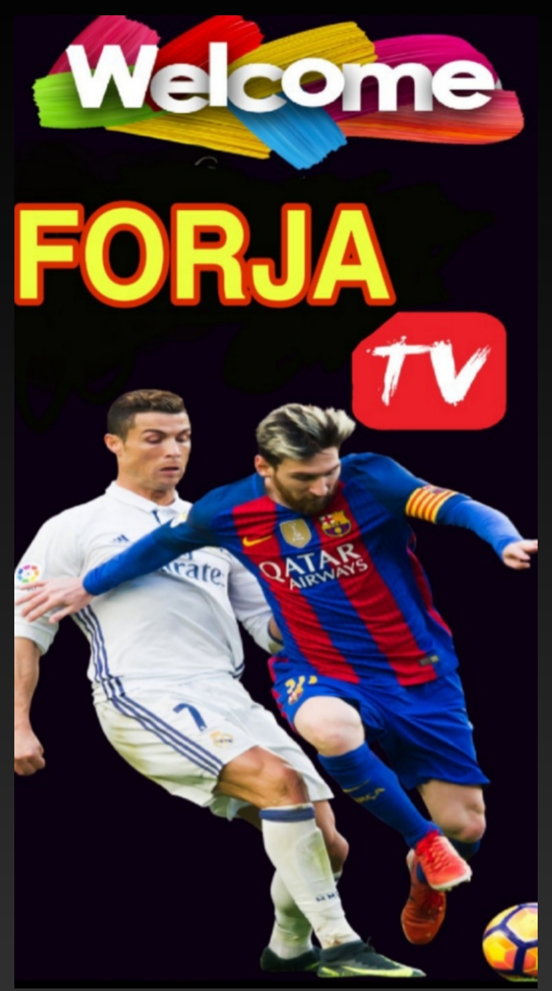 Forja TV APK New Version 2020 November 1