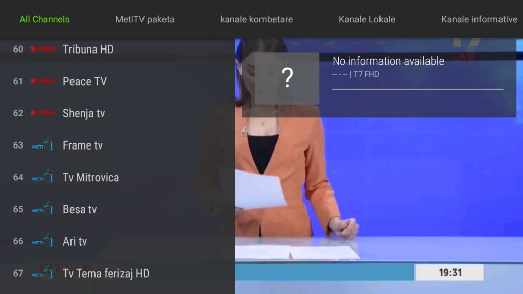 METITV  IPTV  APK 1 Year For Free Activation Code 3