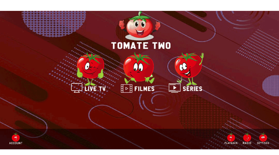 TOMATE-TWO & Activation Code IPTV Apk 1