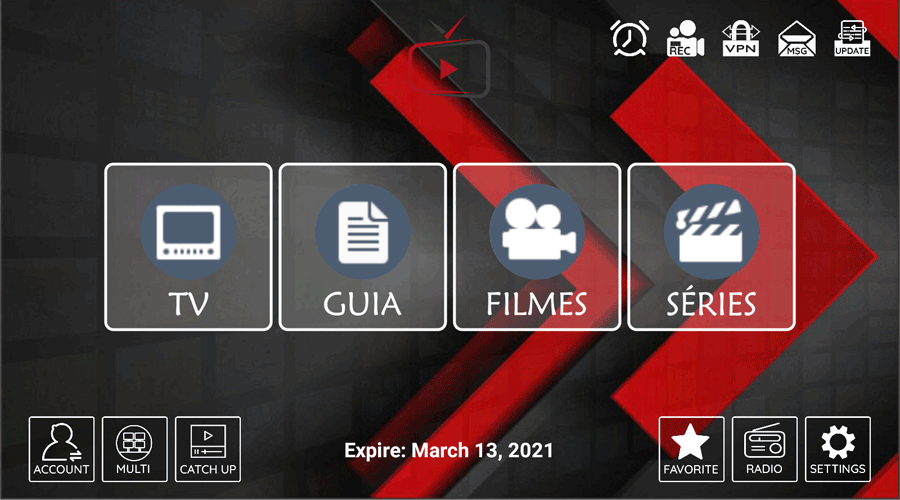 Iptv Cliente V2 With Multi Activation Premium IPTV APK 10