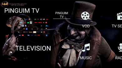 Pinguim TV New Version No need Activation 9