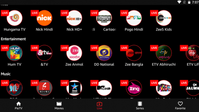 PieTV Lastest Version New IPTV APK 5