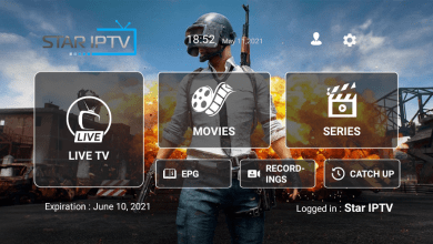 Star IPTV TV New IPTV APK 6