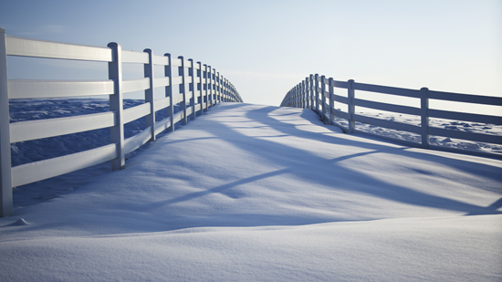 Winter Fence Maintenance