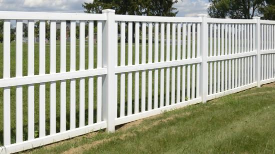 vinyl fencing options