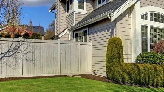 Fence Installation Layout