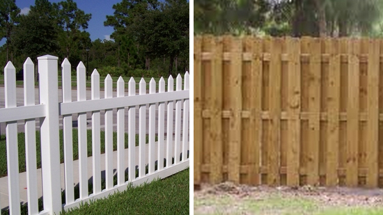 Is Vinyl Fencing Cheaper Than Wood?