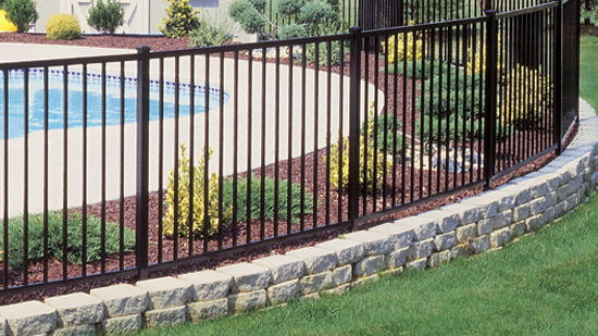 Special Design Considerations For Pool Fencing