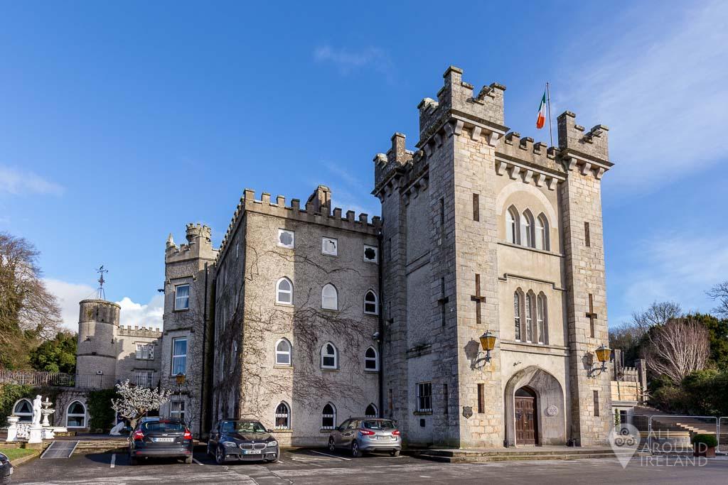 Cabra Castle exterior