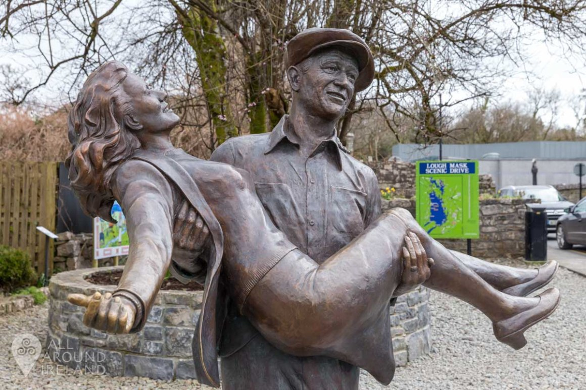 The Quiet Man Statue