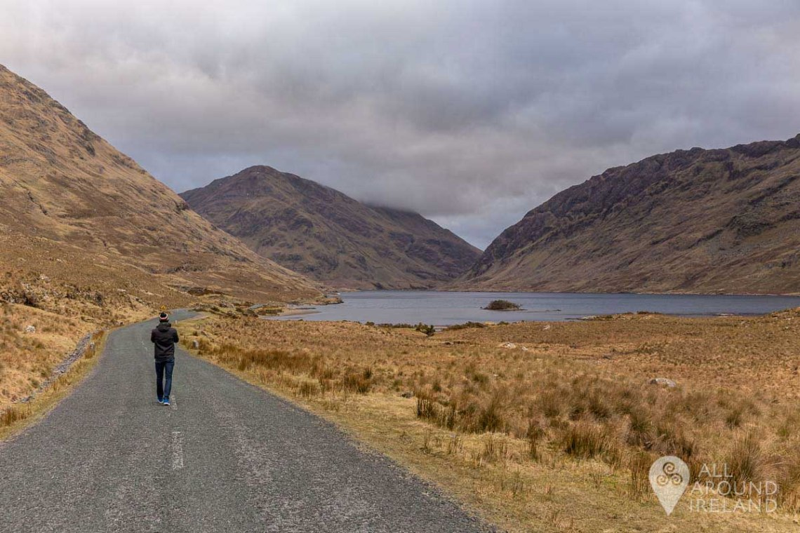 Doolough valley scenic drive