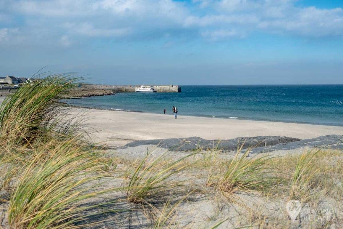 Tra Inis Oirr - Inisheer Beach