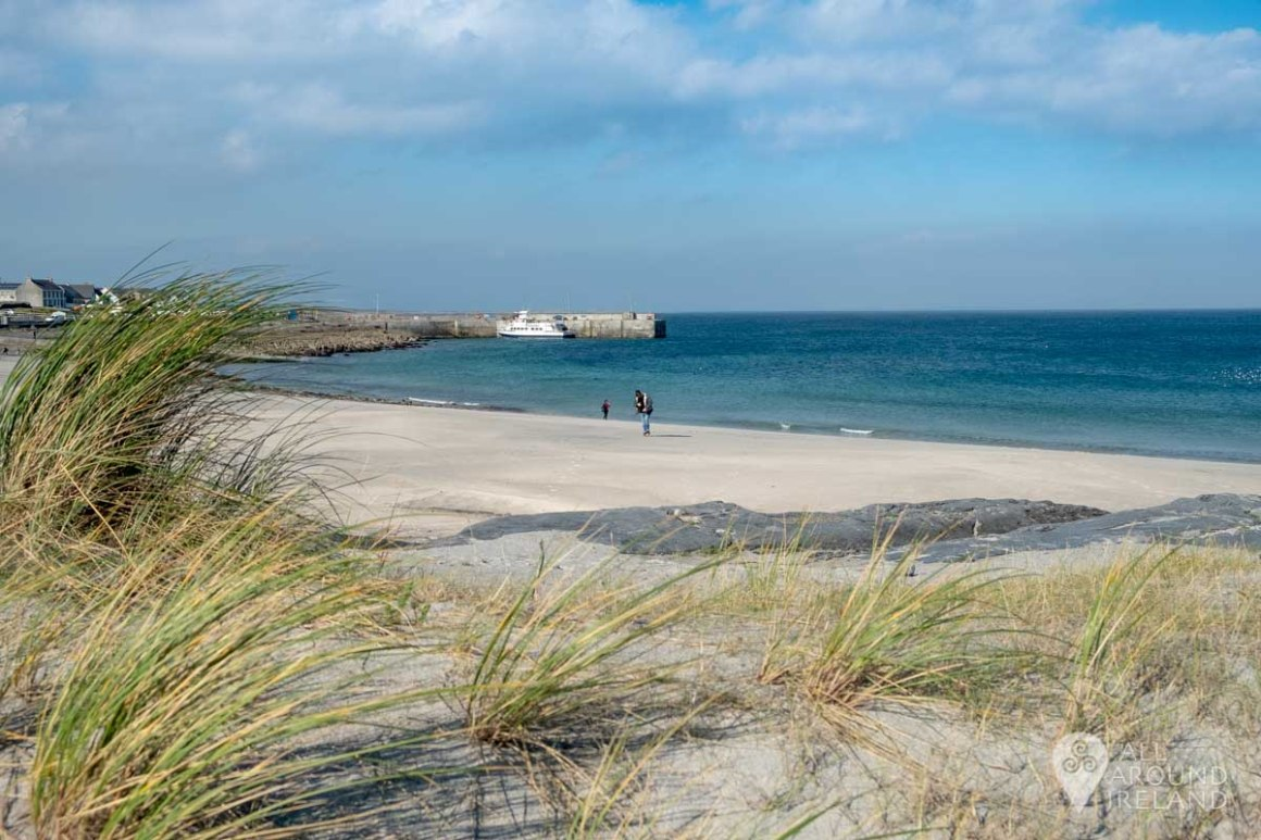 Tra Inis Oirr - Inisheer Beach