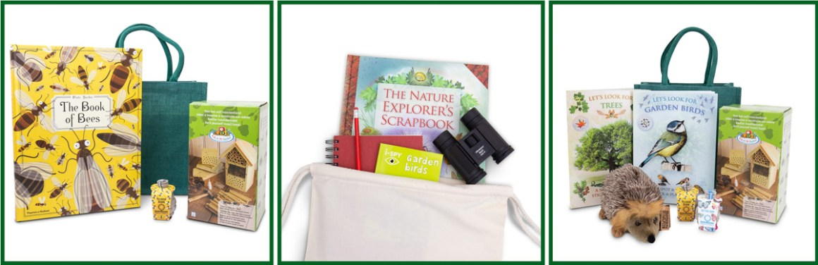 Land for Nature - gift sets