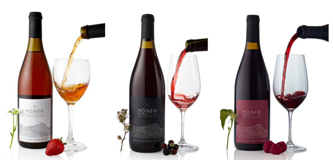 Moineir Wines by Wicklow Way Wines
