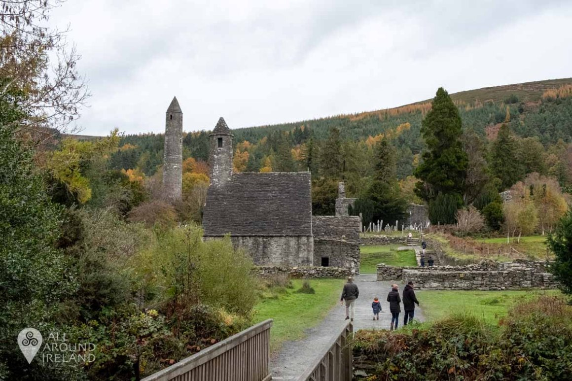The Monastic City at Glendalough