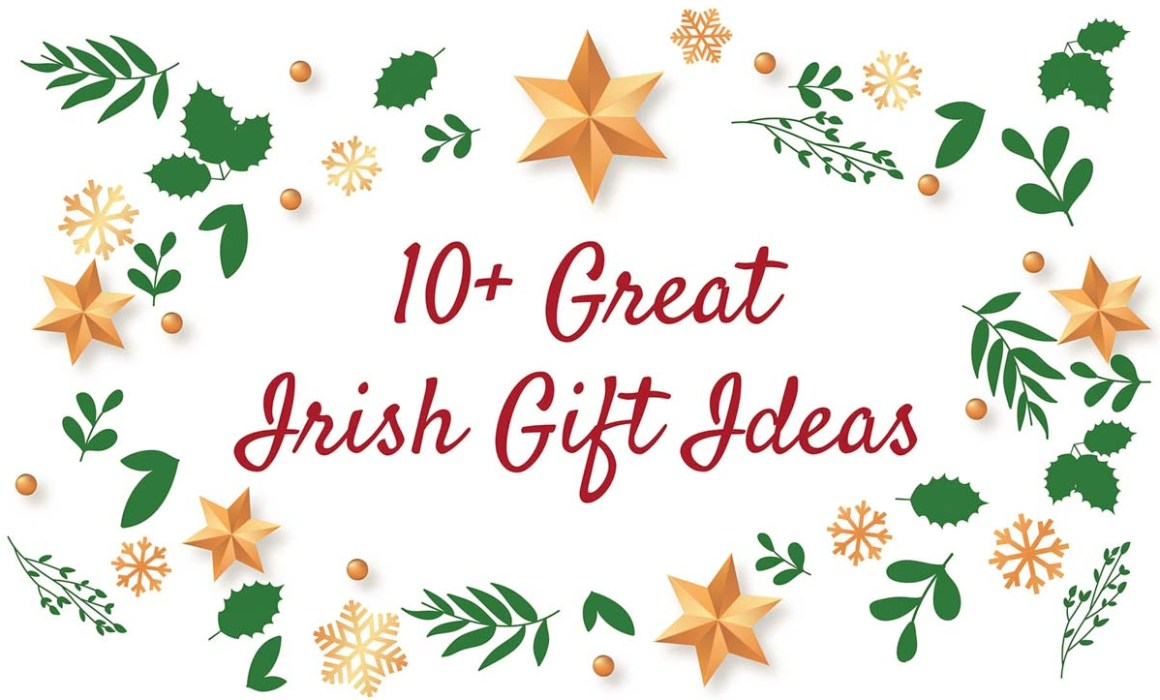 Irish Gift Ideas - gifts for nature lovers and adventurers