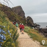 The Gobbins Cliff Path – a walk on the wild side