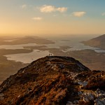 Diamond Hill Walks – enjoy 360 views of Connemara
