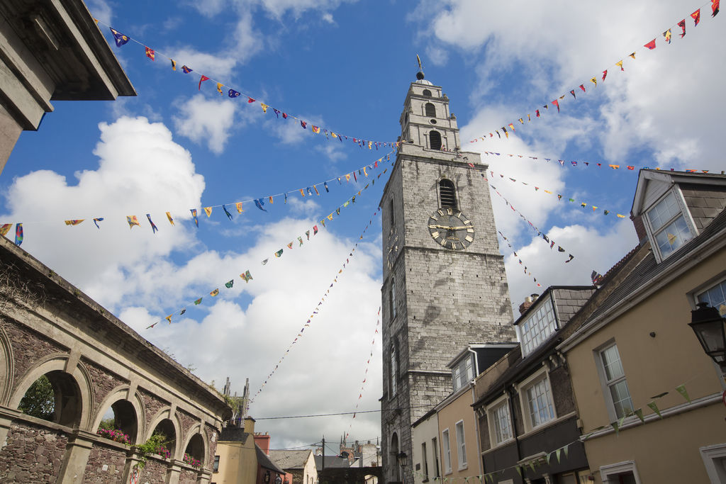 The Shandon Bells - unique things to do in Ireland