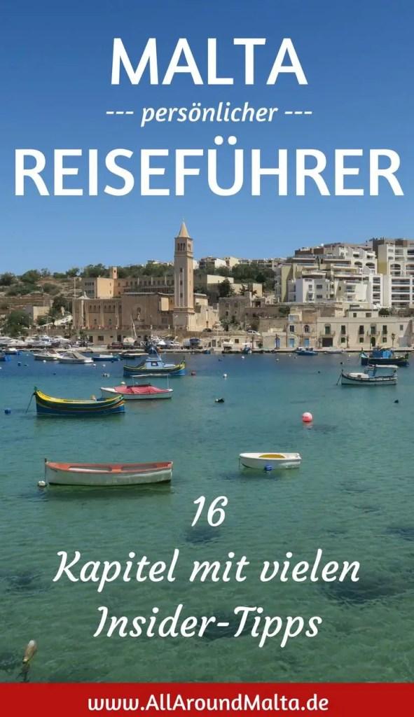 Malta: 15 Dinge, die Du vor einer Reise wissen musst!