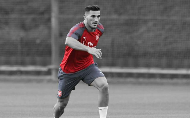 Image result for kolasinac and holding