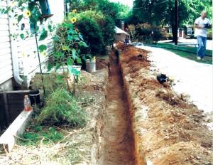 professional excavation