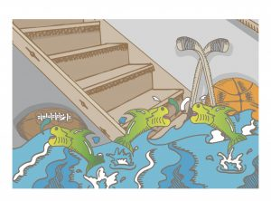 There Are Many Causes Of Basement Flooding