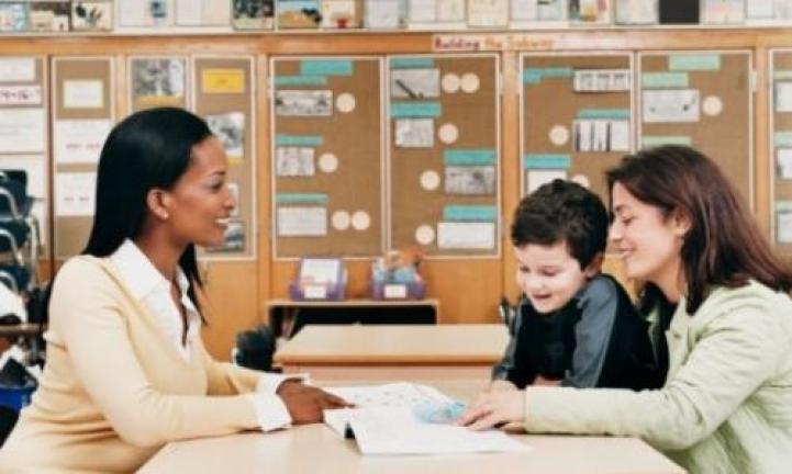 Tips for teacher parents meeting