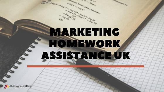 Marketing-homework-assistance-UK