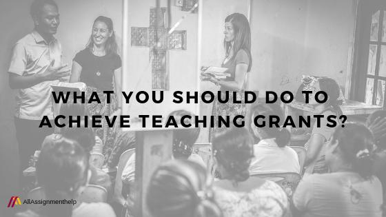 TEACHING-GRANTS