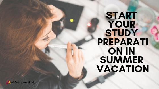 STUDY-PREPARATION