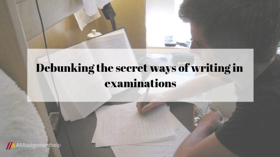 writing-in-examination