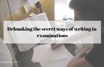 writing-in-examination
